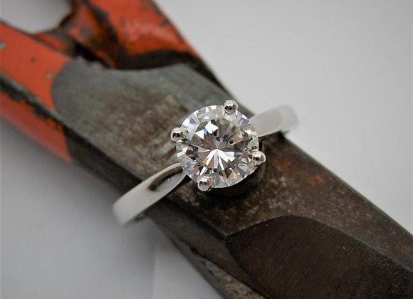 1.03cts Brilliant Cut Diamond POA