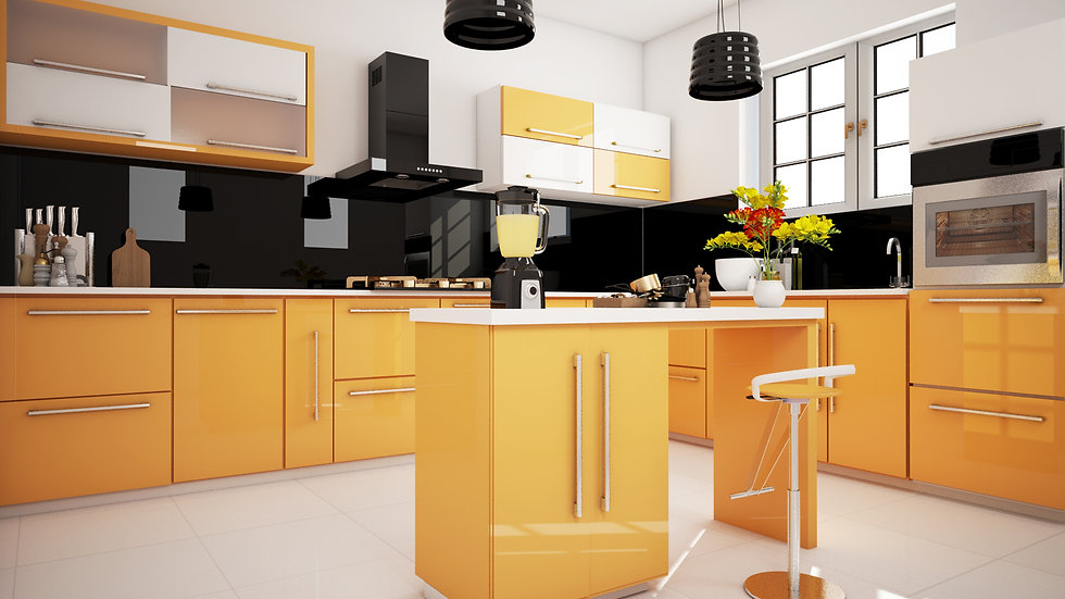 Modular Kitchen starting from