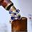Thumbnail: Aquamarine, Sapphire, Seed Pearl Ring