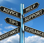 advice-help-support-and-tips-signpost-sh