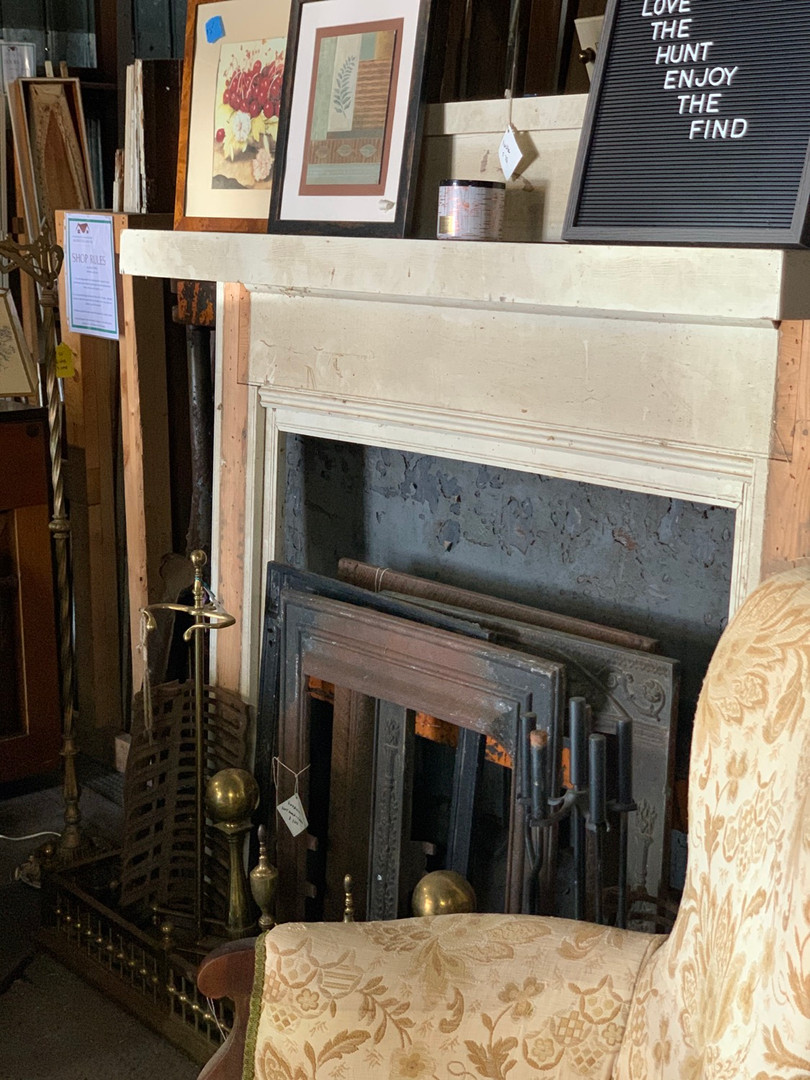 Mantles and Fireplace Covers