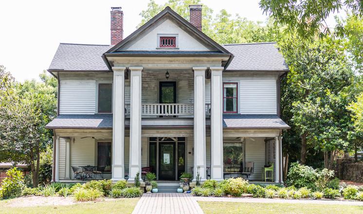 A.L. Davis House, ca. 1905
