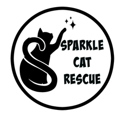 sparkle cat rescue logo in circle.png