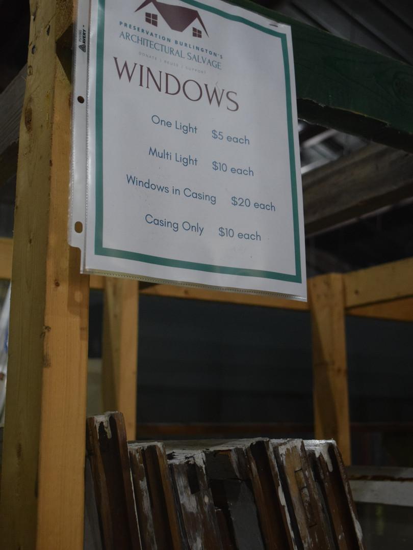 Wood Window Pricing