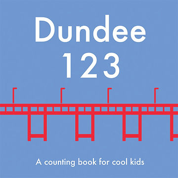 Dundee 123 counting book