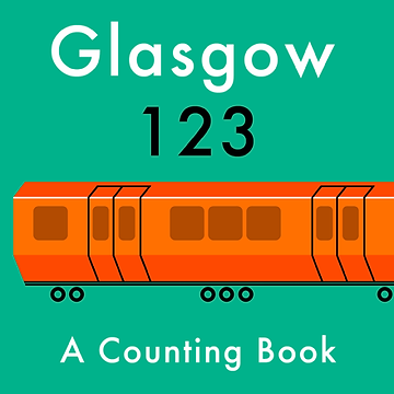 Glasgow 123 counting book