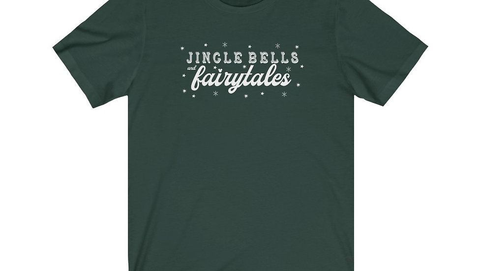 Jingle Bells & Fairytales Tee