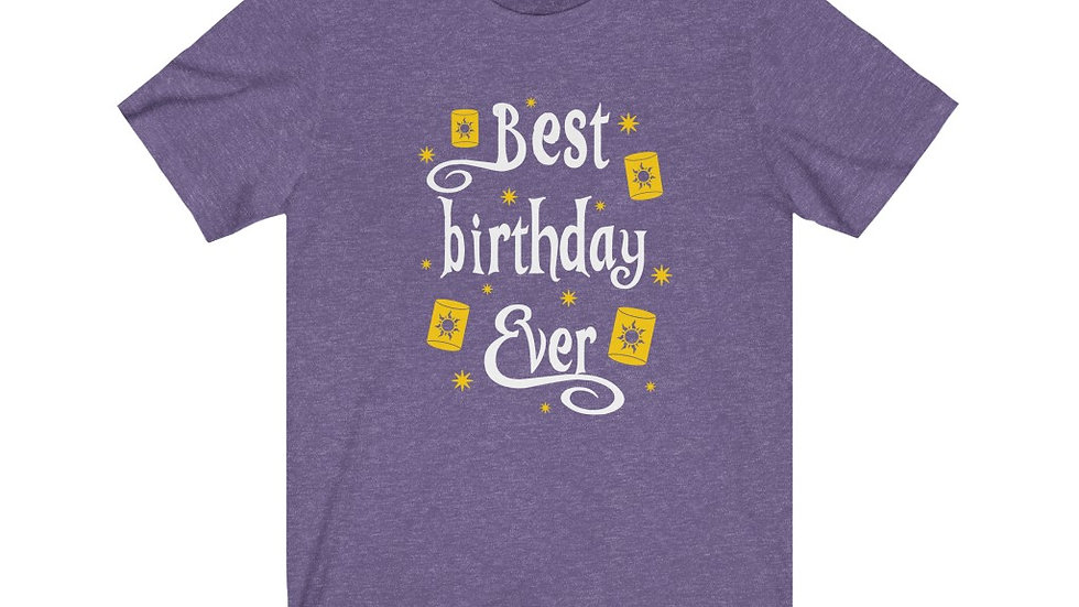 Best Birthday Ever Tee