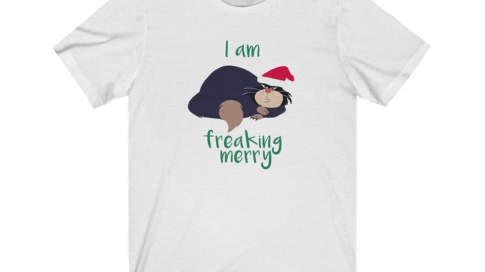 I Am Freaking Merry Tee