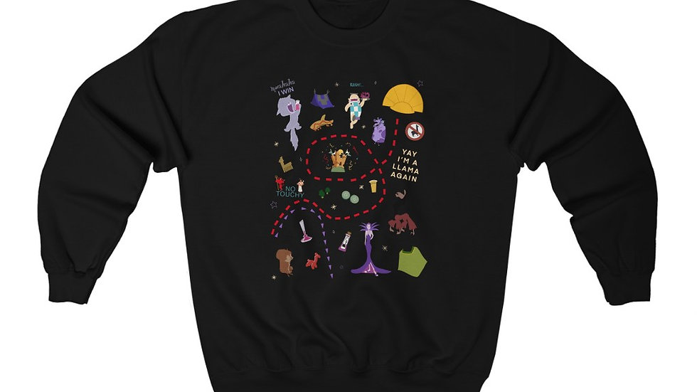 New Groove Crewneck Sweatshirt
