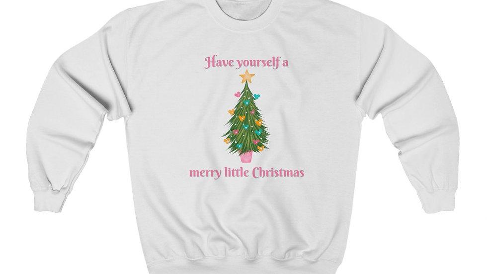 Merry Little Christmas Crewneck Sweatshirt