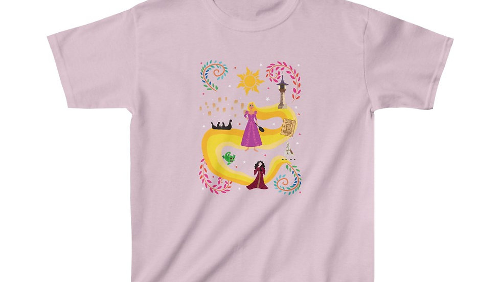 Copy of Tangled Tee (Youth)