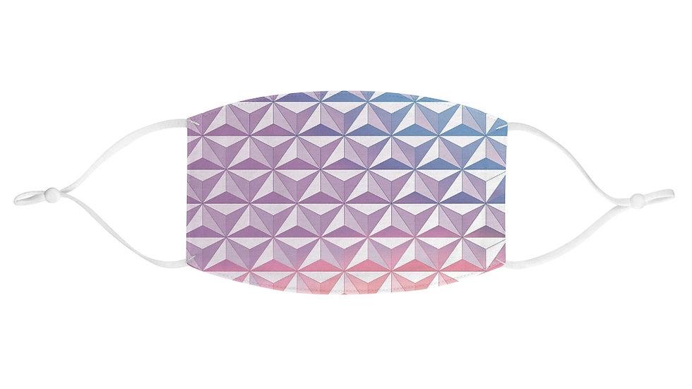 Rainbow SE Fabric Face Mask