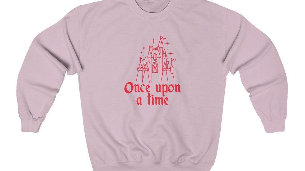 Once Upon A Time Crewneck Sweatshirt