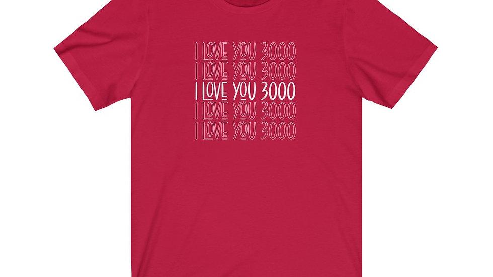 I Love You 3000 Tee