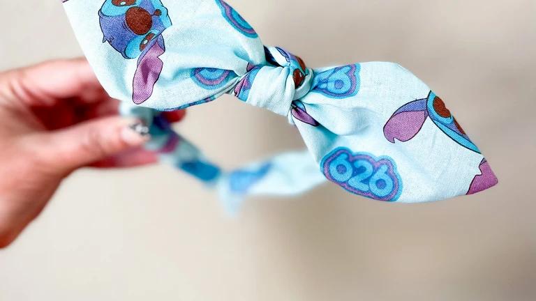 626 Stitch Knot Band