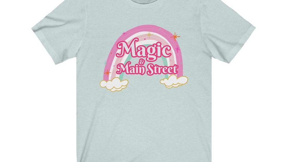 Magic & Main Street Sleeve Tee