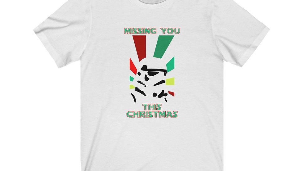 Missing You Stormtrooper Tee