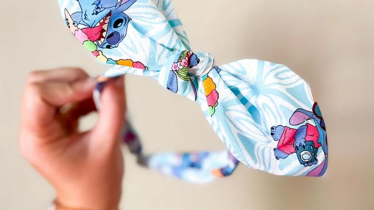 Tropical Tourist Stitch Knot Band