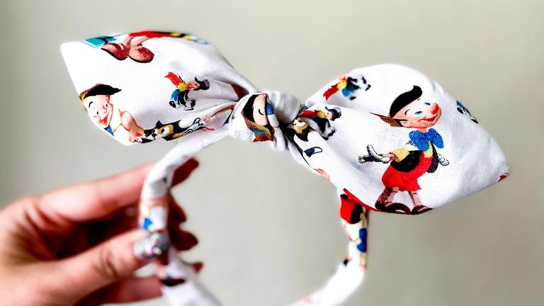 Pinocchio Knot Band