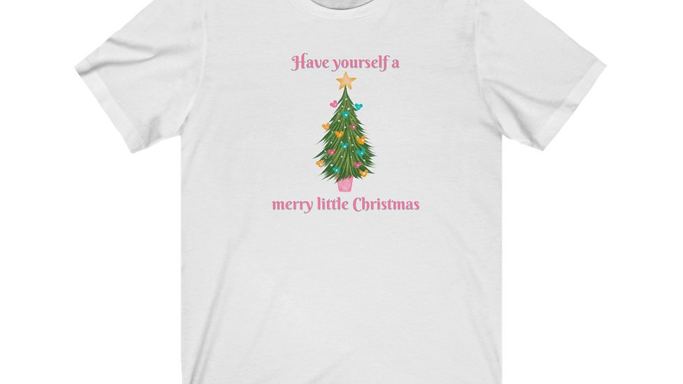 Merry Little Christmas Tee