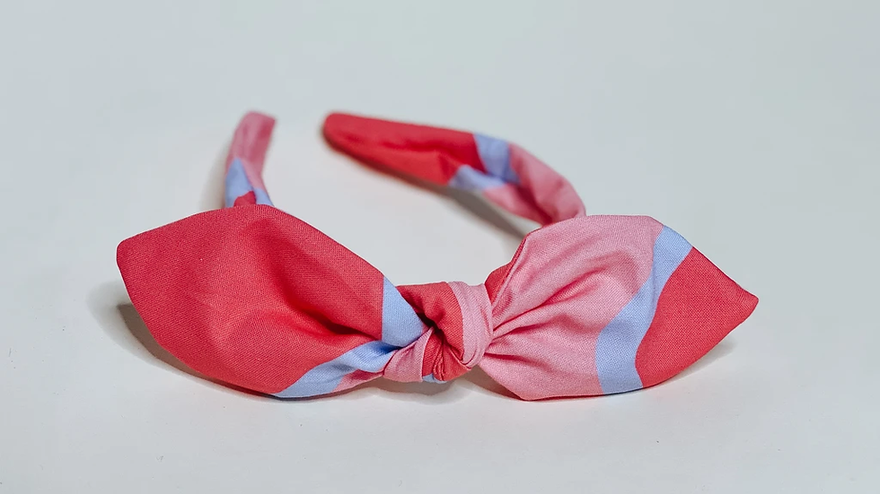 Bubble Gum Wall Knot Band