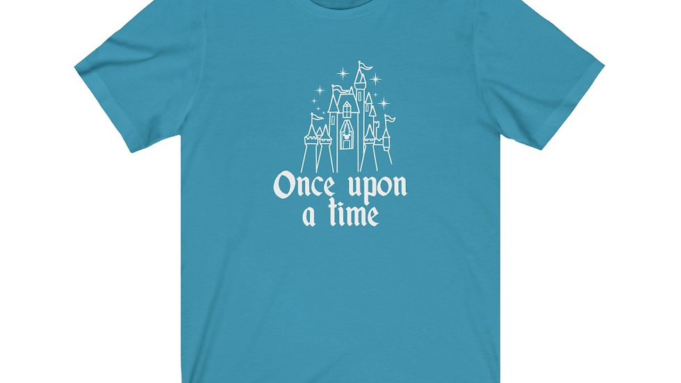 Once Upon A Time Sleeve Tee