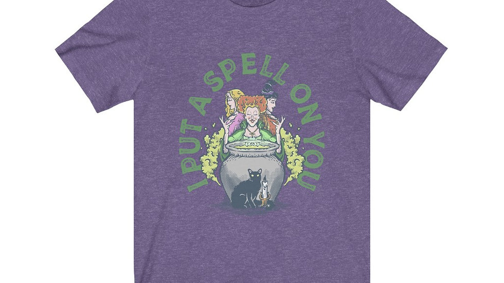 I Put A Spell On You Tee