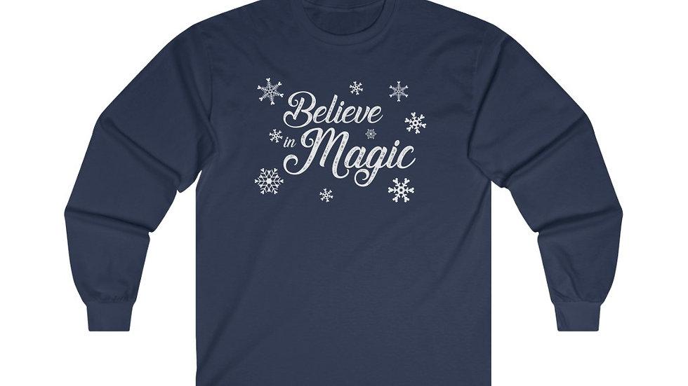 Believe in Magic Long Sleeve Tee