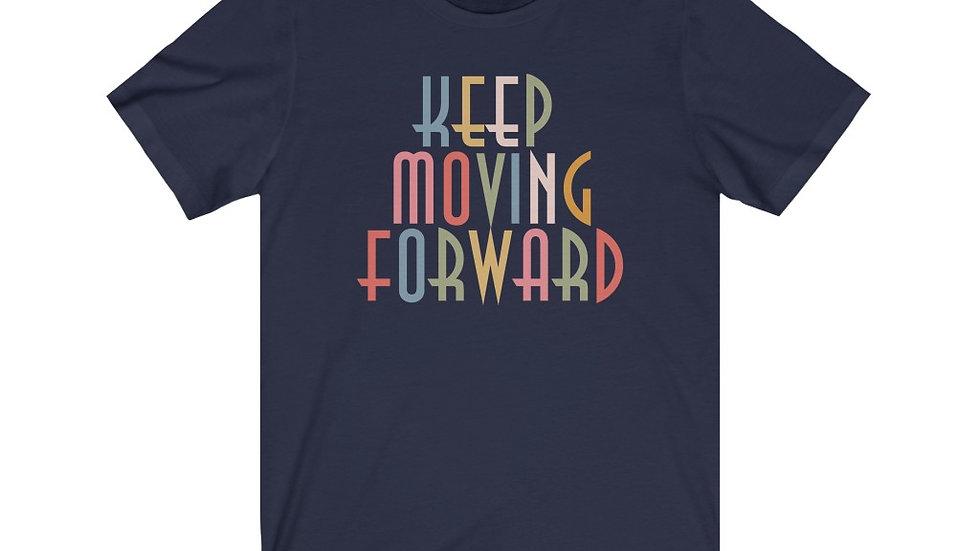 Vintage Keep Moving Forward Tee