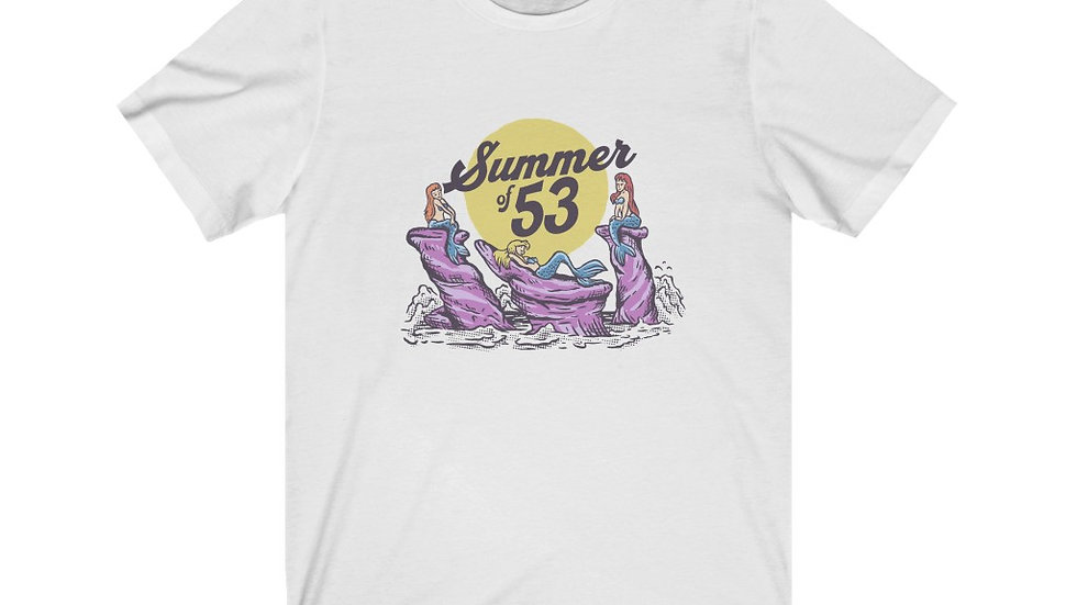 Summer of '53 Mermaid Lagoon Tee