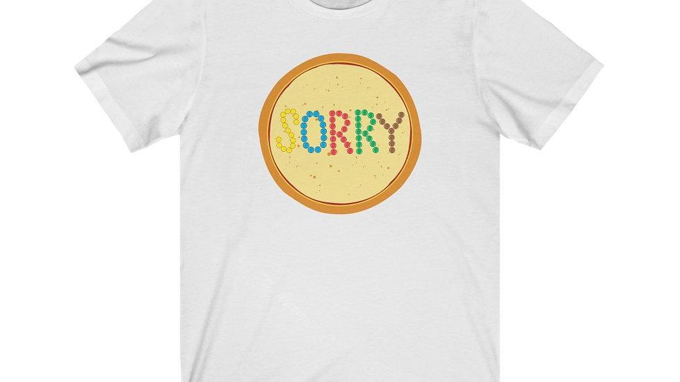 Apology Pizza Tee