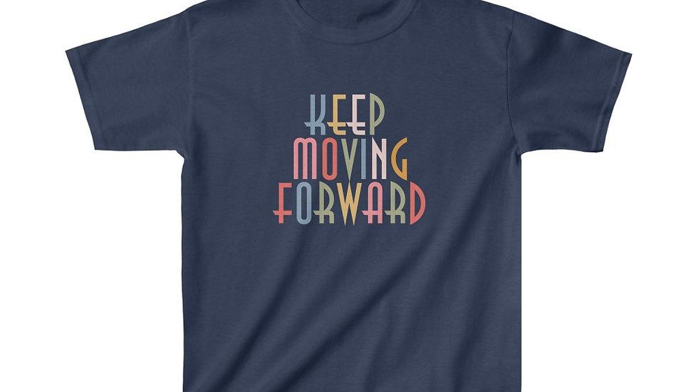 Keep Moving Forward Tee (youth)