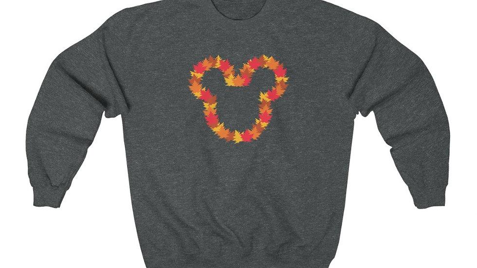 Falling For You Mickey Leaf Sweatshirt