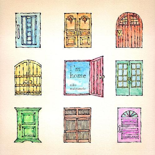 アルバム『I'm home』