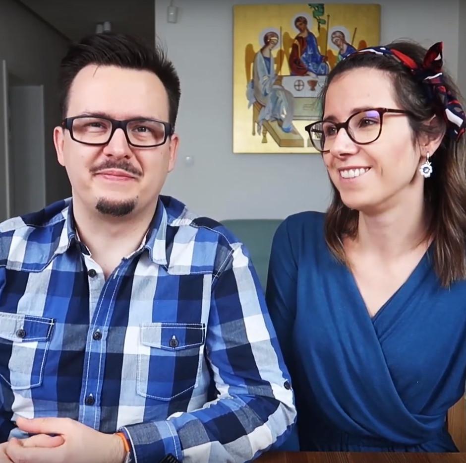 Kasia i Mariusz Marcinkowscy