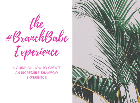 A Guide On How To Create An Incredible Shampoo Experince For Your Salon Clients