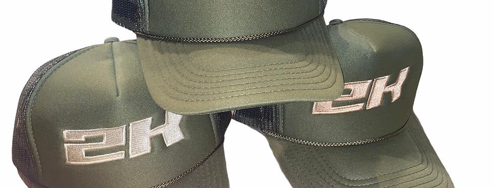 2K Trucker Hats