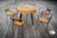 terrasse Kinkl roscoff bannière Kinkl meubles création design chaises Tolann ici M. Capsule c'est à Liffré, d'autres tables à Roscoff à Resaurant, Bégard, Lannion, Guingamp, Morlaix, mobilier de terrasse. restaurant port du Bloscon, Morlaix, Treguier, Saint-Brieuc, Plestin les Greves, Saint Michel en Greves, Locquirec, Carantec, Santec, Saint Pol de Leon, ici restaurant, terrasse, mobilier urbain, tables chaises tabourets comptoir bancs  chiffonniers bar transat bois brut métal artisanal style industriel, roscoff, spot du Bloscon. cafe, bar à vins, bistrot, évènements, décoration, brocante, ici à Bégard, mobilier d'exterieur