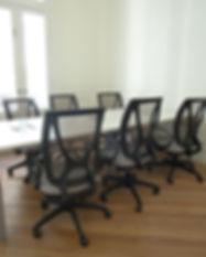 Oficina privada en espacio de coworking en capital federal