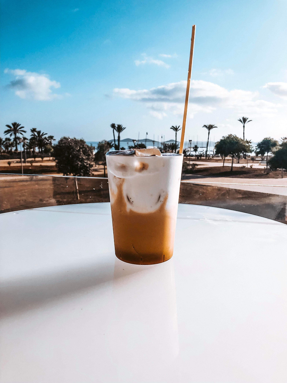 Biodegradable straws made from wheat are an eco friendly alternative to plastic straws