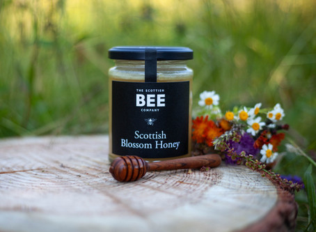 Interview with The Scottish Bee Company Co-founder Suzie Millar.