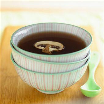 Dr.J's Wei Chi Soup