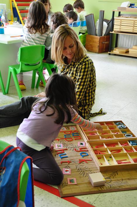 Montessori in a Nutshell