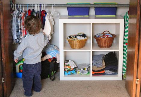 Montessori at Home -- The Basics