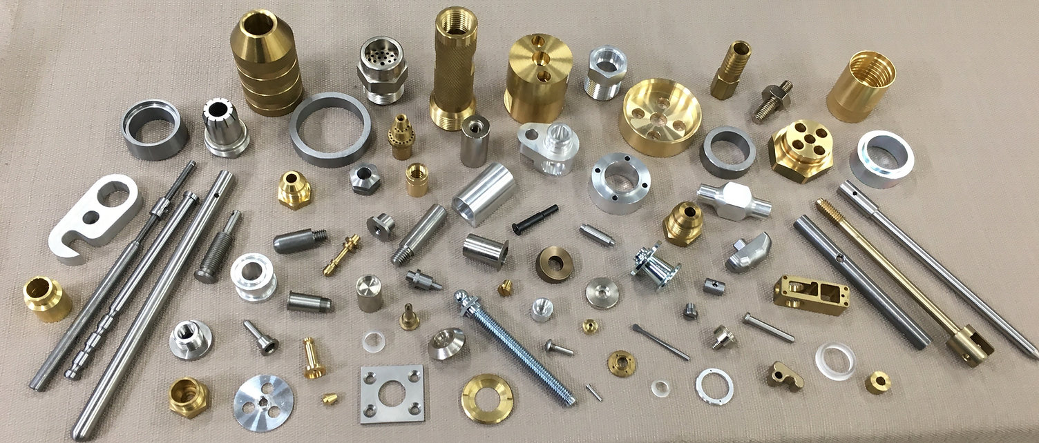 Jensen Precision Machining Ltd. Parts Ma