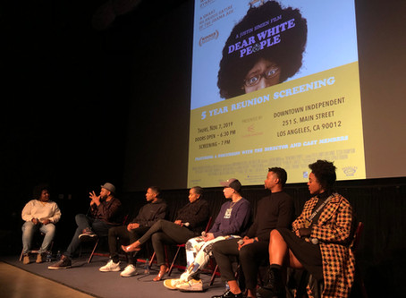Dear White People Celebrates With 5 Year Reunion