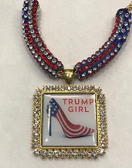 NFRW Trump Girl Medallion Set