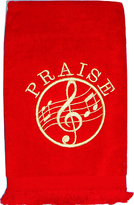 PRAISE FINGERTIP TOWEL