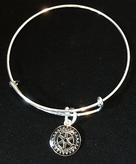 Rotary International Expandable Bracelet